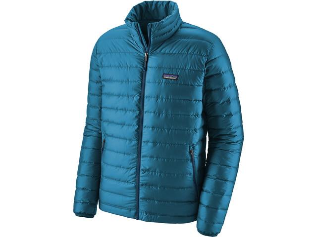 Patagonia Down Sweater Herr Balkan Blue